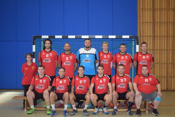 2. Männermannschaft Sasion 2018 /2019
