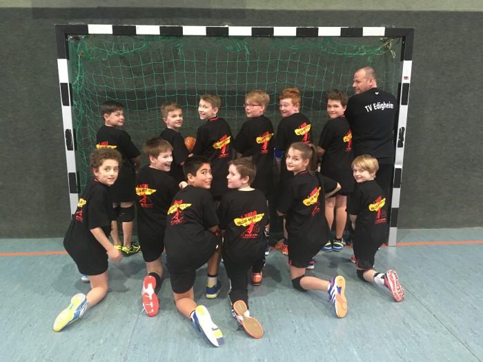 Unsere E-Jugend Meister Saison 2015/2016