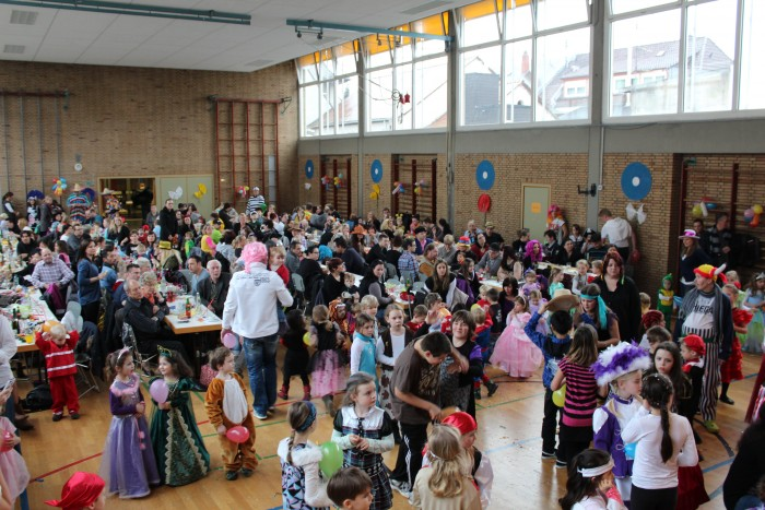 Kinderfasching am 19.02.17