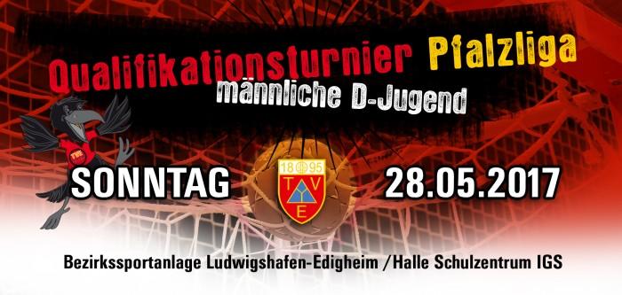 D-Jugend Pfalzliga Qualifikationsturnier in Edigheim