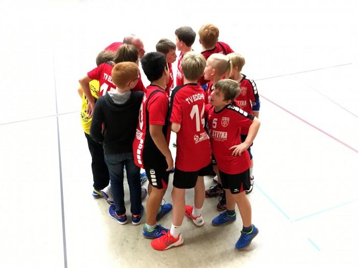 TVE D-Jgd.-Pfalzliga: Erfolgreich gepunktet gg. JSG Wörth/Hagenbach